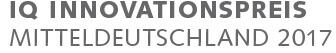 Auszeichnung IQ Innovationspreis Mitteldeutschland