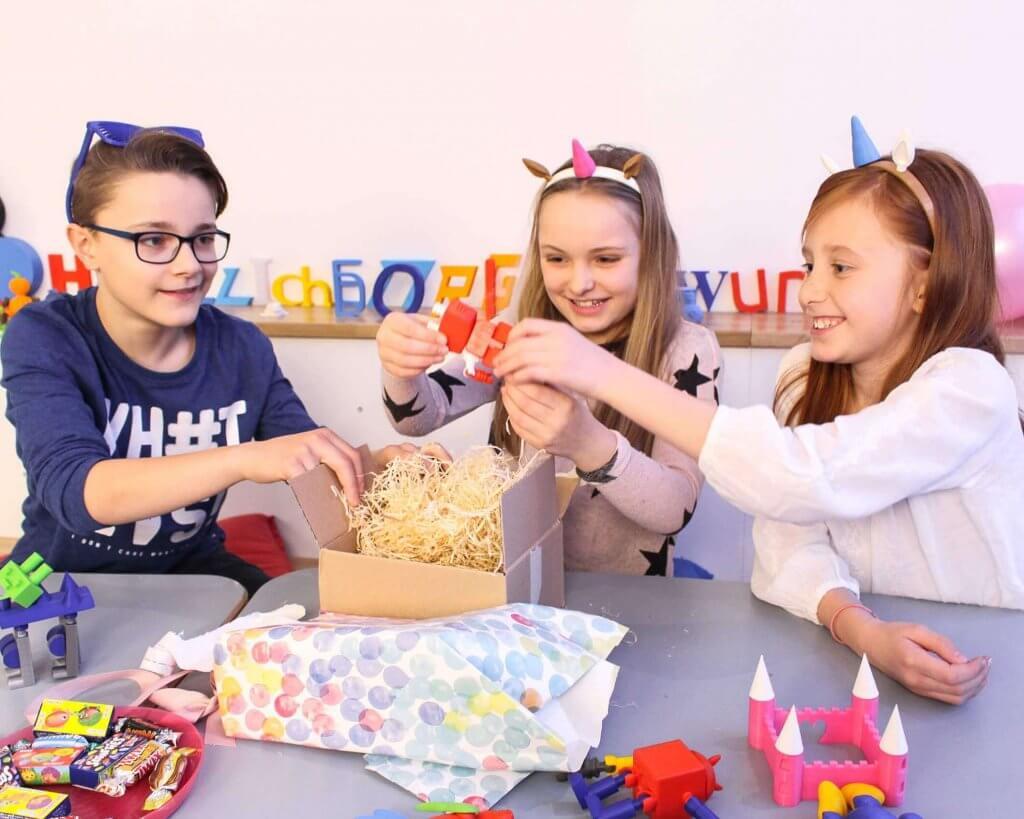 Kindergeburtstag bei TinkerToys in Leipzig - ein unvergessliches Erlebnis