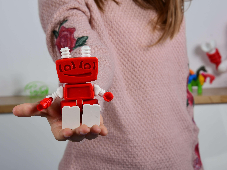 TinkerToys- Hier werden Kinder zum Spielzeugerfinder