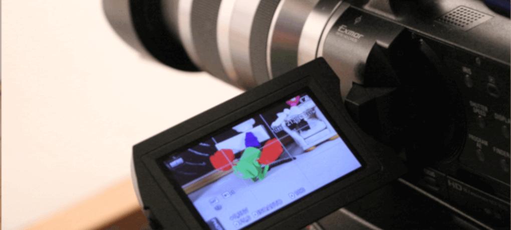 Kinder produzieren ihren eigenen Stopptrickfilm