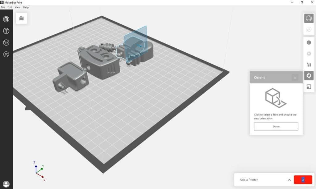 So funktioniert TinkerSchool für MakerBot 3D Drucker in der Schule - Schritt 7