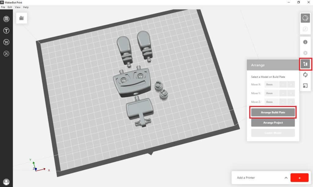 So funktioniert TinkerSchool für MakerBot 3D Drucker in der Schule - Schritt 9