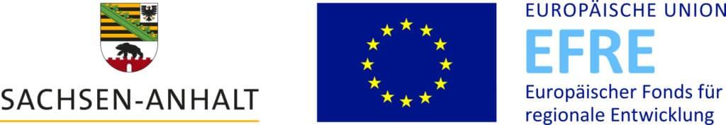 Gefördert durch die Europäische Union mit Mitteln aus dem Europäischen Fonds für regionale Entwicklung