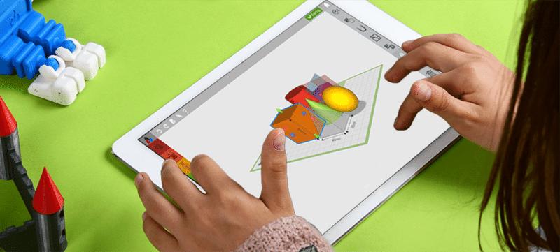 TinkerSchool App für iPads und Android Tablets kostenlos verfügbar
